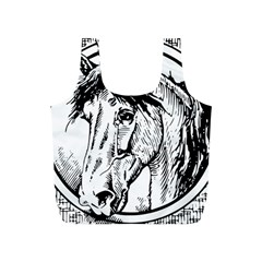 Framed Horse Full Print Recycle Bags (s)
