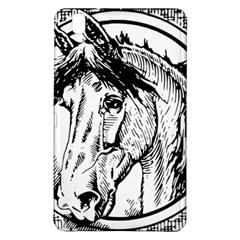 Framed Horse Samsung Galaxy Tab Pro 8 4 Hardshell Case
