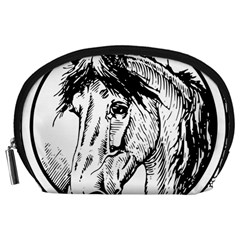 Framed Horse Accessory Pouches (large)