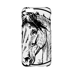 Framed Horse Apple Iphone 6/6s Hardshell Case