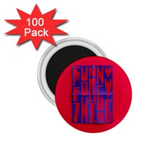Funny Foggy Thing 1 75  Magnets (100 Pack)
