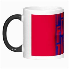 Funny Foggy Thing Morph Mugs