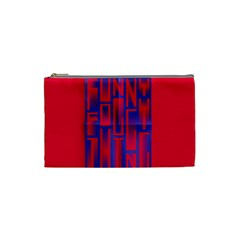 Funny Foggy Thing Cosmetic Bag (Small)