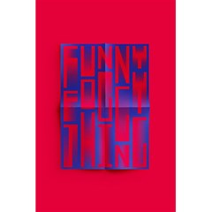 Funny Foggy Thing 5.5  x 8.5  Notebooks