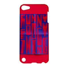 Funny Foggy Thing Apple Ipod Touch 5 Hardshell Case