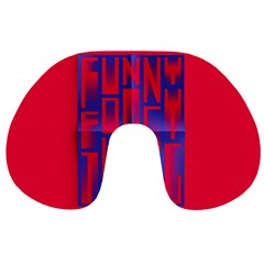 Funny Foggy Thing Travel Neck Pillows