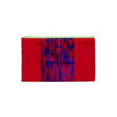 Funny Foggy Thing Cosmetic Bag (XS)