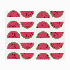 Watermelon Pattern Small Glasses Cloth