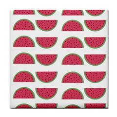 Watermelon Pattern Face Towel