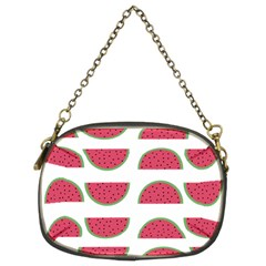 Watermelon Pattern Chain Purses (two Sides)