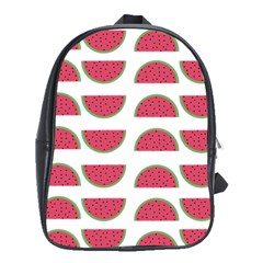 Watermelon Pattern School Bags(Large)