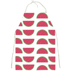 Watermelon Pattern Full Print Aprons