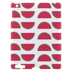 Watermelon Pattern Apple iPad 3/4 Hardshell Case