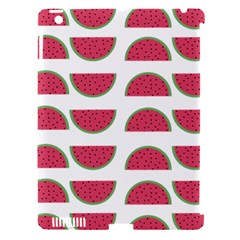 Watermelon Pattern Apple iPad 3/4 Hardshell Case (Compatible with Smart Cover)