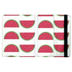 Watermelon Pattern Apple Ipad 2 Flip Case