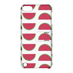 Watermelon Pattern Apple iPod Touch 5 Hardshell Case with Stand