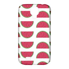 Watermelon Pattern Samsung Galaxy S4 Classic Hardshell Case (pc+silicone)