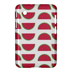 Watermelon Pattern Samsung Galaxy Tab 2 (7 ) P3100 Hardshell Case