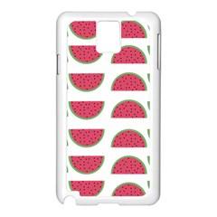 Watermelon Pattern Samsung Galaxy Note 3 N9005 Case (white)