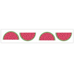 Watermelon Pattern Flano Scarf (large)
