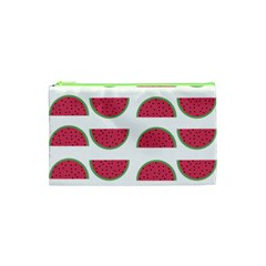 Watermelon Pattern Cosmetic Bag (xs)