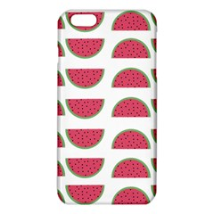 Watermelon Pattern Iphone 6 Plus/6s Plus Tpu Case