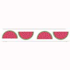 Watermelon Pattern Small Bar Mats