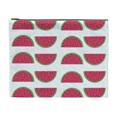 Watermelon Pattern Cosmetic Bag (XL)