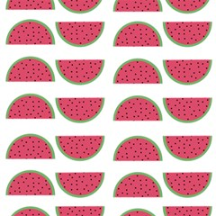 Watermelon Pattern Magic Photo Cubes