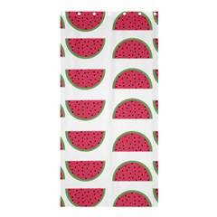 Watermelon Pattern Shower Curtain 36  X 72  (stall)