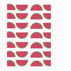 Watermelon Pattern Large Garden Flag (Two Sides)