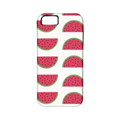 Watermelon Pattern Apple Iphone 5 Classic Hardshell Case (pc+silicone)