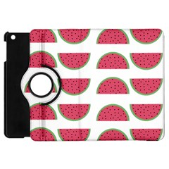 Watermelon Pattern Apple Ipad Mini Flip 360 Case
