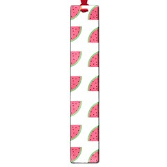 Watermelon Pattern Large Book Marks
