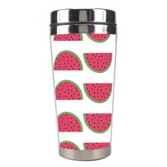 Watermelon Pattern Stainless Steel Travel Tumblers