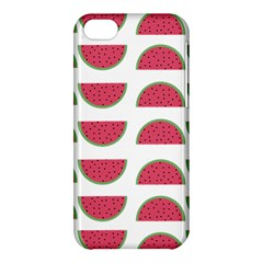 Watermelon Pattern Apple iPhone 5C Hardshell Case