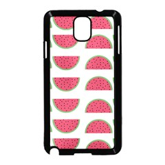 Watermelon Pattern Samsung Galaxy Note 3 Neo Hardshell Case (black)