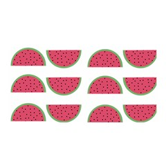 Watermelon Pattern Satin Wrap