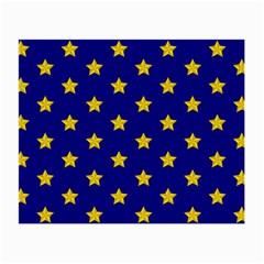 Star Pattern Small Glasses Cloth