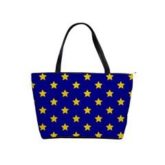 Star Pattern Shoulder Handbags