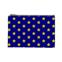 Star Pattern Cosmetic Bag (Large)