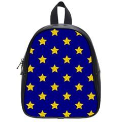 Star Pattern School Bags (small)