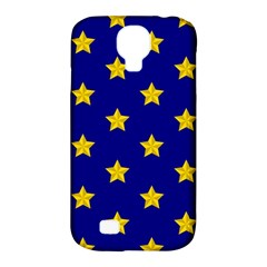 Star Pattern Samsung Galaxy S4 Classic Hardshell Case (pc+silicone)