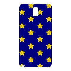 Star Pattern Samsung Galaxy Note 3 N9005 Hardshell Back Case