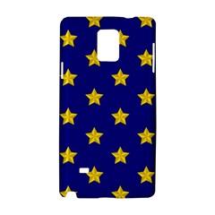 Star Pattern Samsung Galaxy Note 4 Hardshell Case
