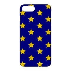 Star Pattern Apple Iphone 7 Plus Hardshell Case