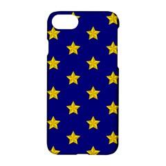 Star Pattern Apple Iphone 7 Hardshell Case