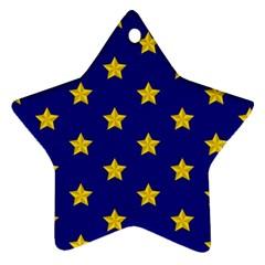 Star Pattern Ornament (star)