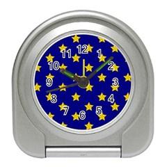 Star Pattern Travel Alarm Clocks