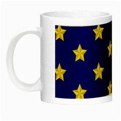 Star Pattern Night Luminous Mugs